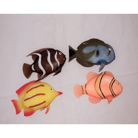 Ryby z grochem 4 kolory
