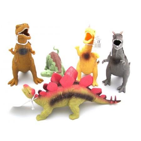 Dinozaury groch miękkie
