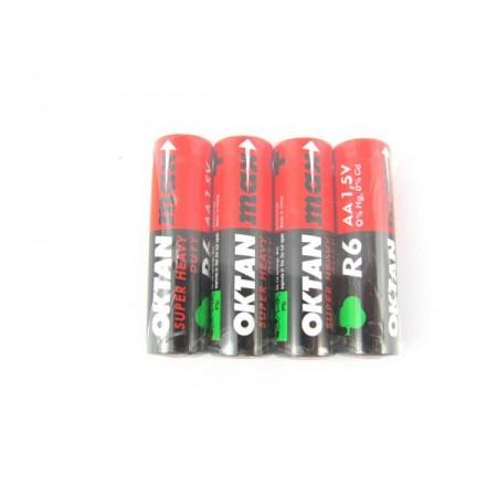 Bateria OKTAN R6 komplet 4 szt