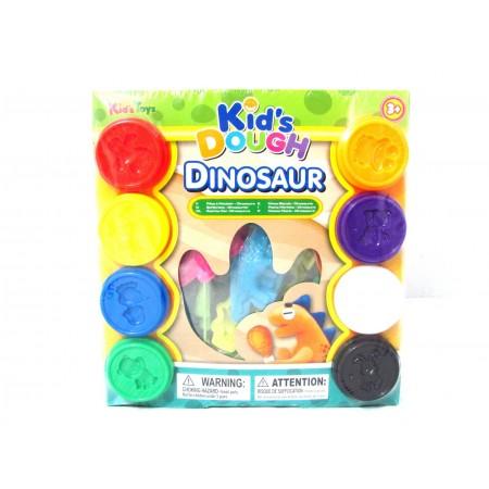 Ciastolina dinozaury