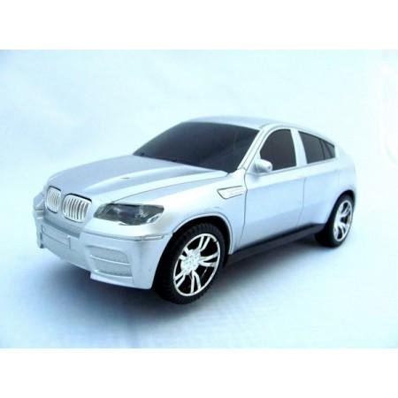 Auto BMW X6 światło dźwięk