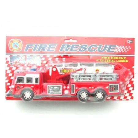 Straż pożarna blister