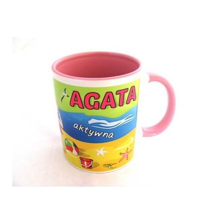 Kubek Agata