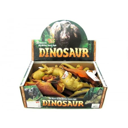 Dinozaury miękkie 25 cm.