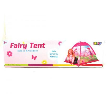 Namiot materiałowy dla dziewczynki