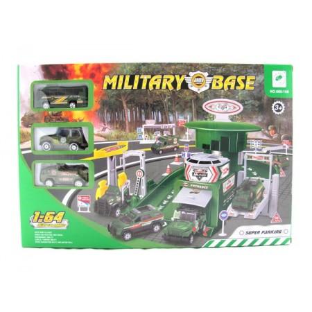 Zestaw baza wojskowa