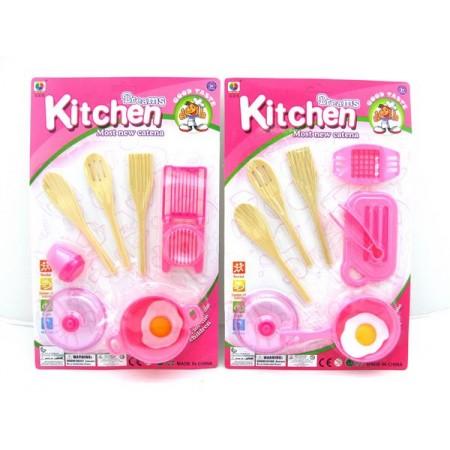 Zestaw kuchenny 2 wzory