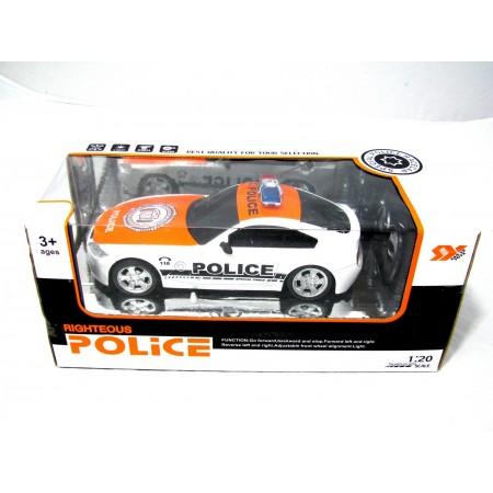 Auto na radio police