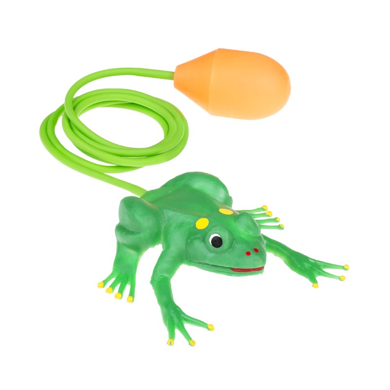 Żabka skacząca