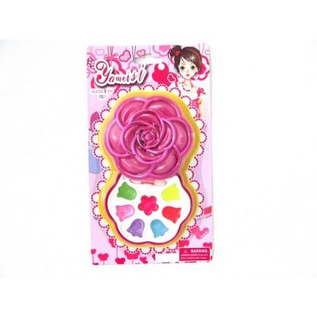 Malowidła dla lalek róża