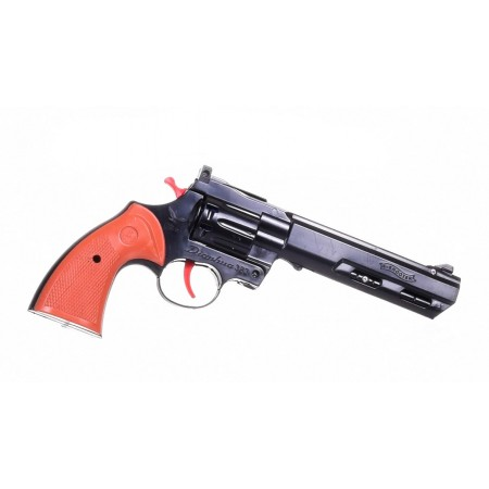 Pistolet na spłonkę czarny