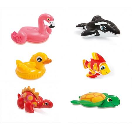 Małe dmuchane zabawki do kąpieli 58590