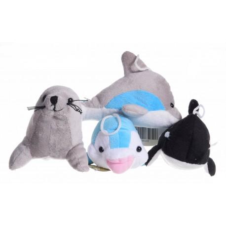 Zwierzęta morskie 4 rodzaje