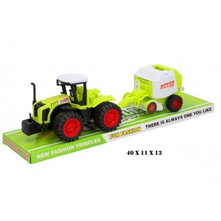 Nowoczesna maszyna rolnicza