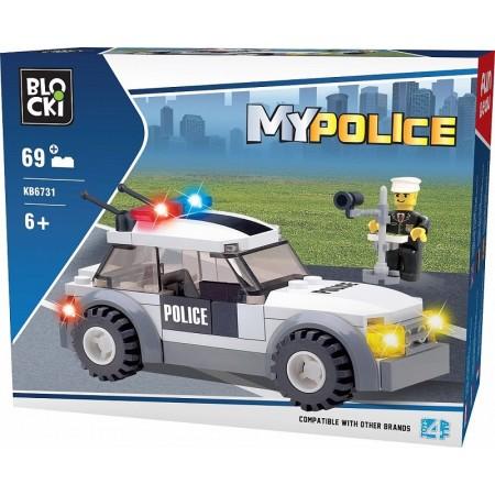 Klocki Blocki policja 69el.