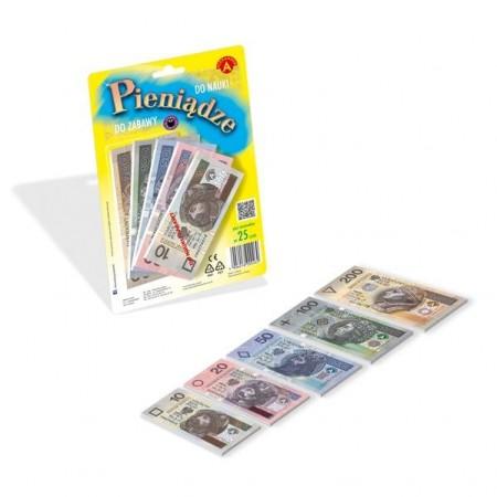 Pieniądze polskie papier