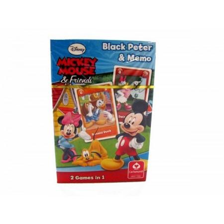 Karty Piotruś Mickey Mouse & Friends