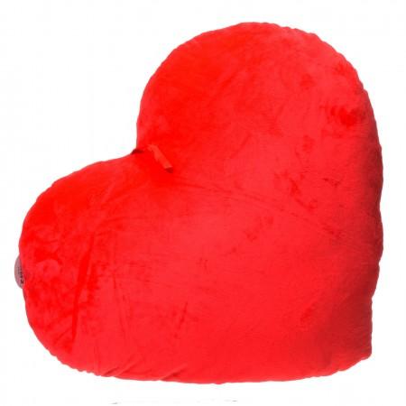 Duże serce pluszowe Kocham Cię