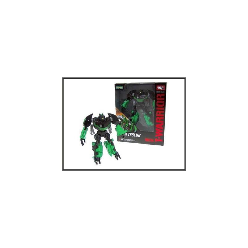 Robot plastik/metal dinozaur