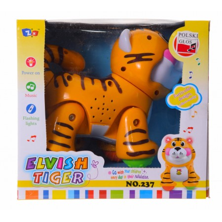 Tygrys chodzący głos