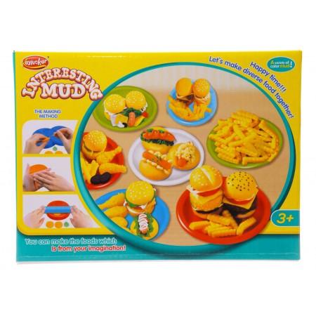 Ciastolina fastfood