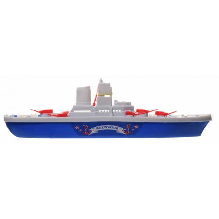 Statek Krążownik Śmiały