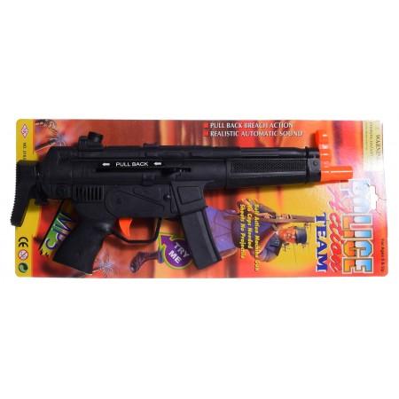 Karabin MP5 maszynowy terkotka