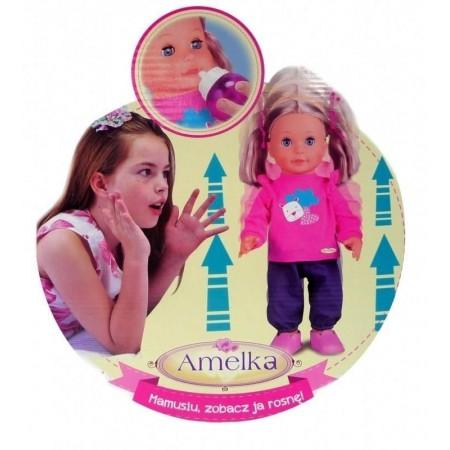 Lalka Amelka - Mamusiu, zobacz ja rosnę!