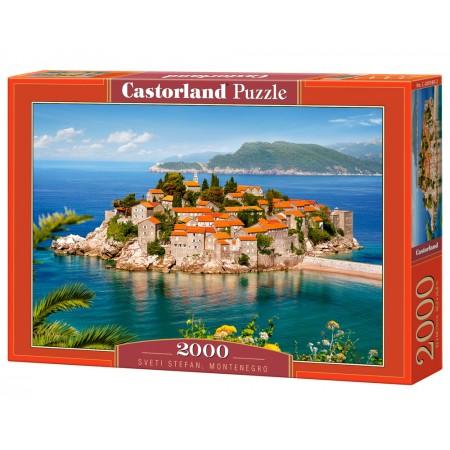 Puzzle 2000 el. Sveti Stefan, Montenegro