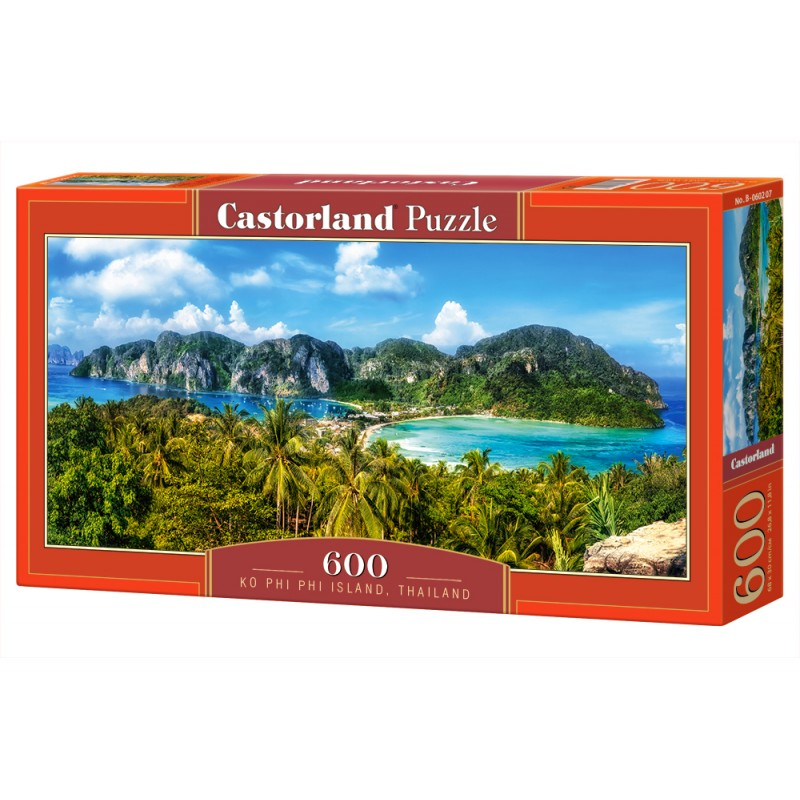 Puzzle 600 el. Ko Phi Phi Island, Thailand