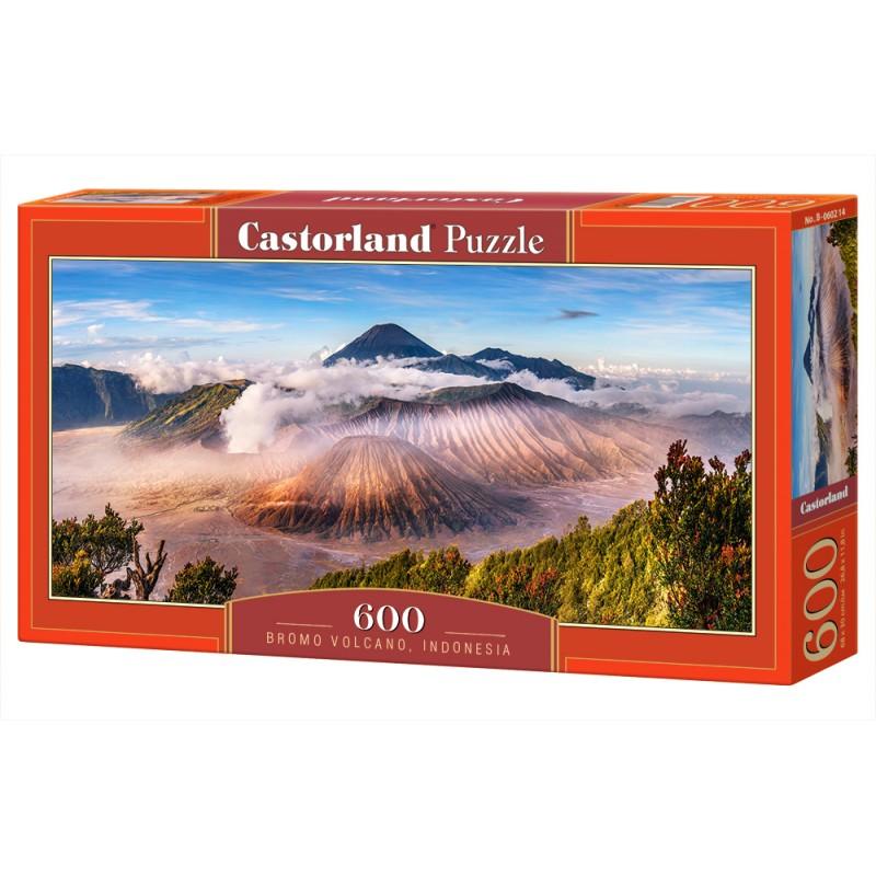 Puzzle 600 el. Bromo Volcano, Indonezia