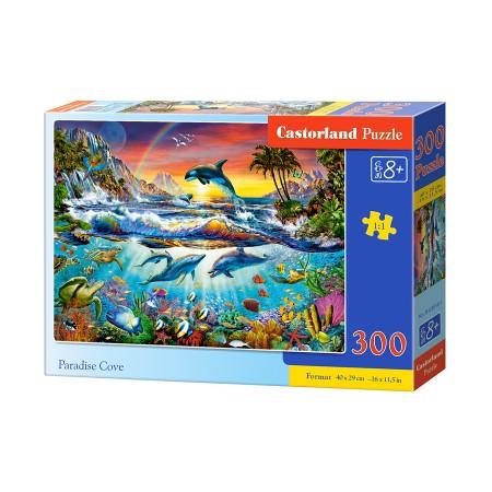 Puzzle 300 el. Paradise Cove - Zatoczka oceanu