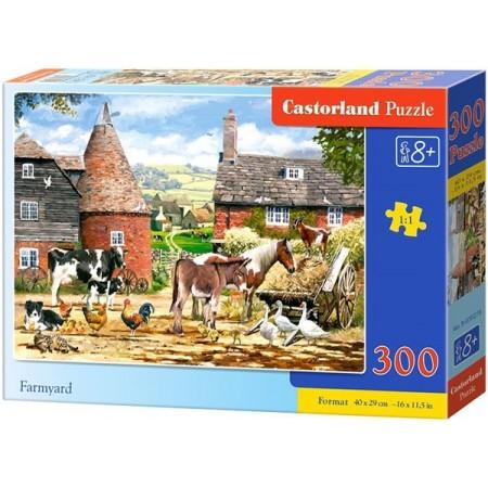 Puzzle 300 el. Farmyard - Obejście