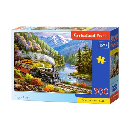 Puzzle 300 el. Eagle River