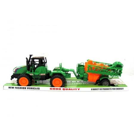 Traktor opryskiwacz wielki