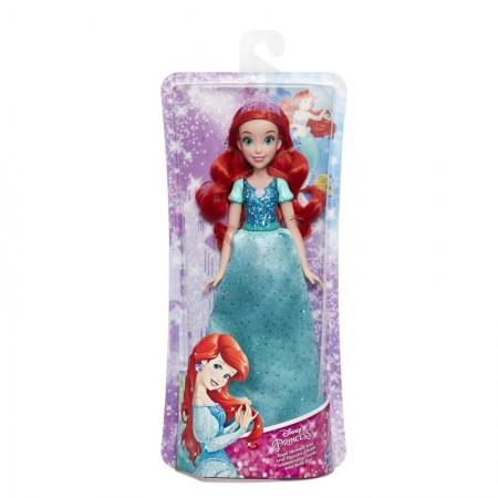 Księżniczka brokatowa Ariel Hasbro