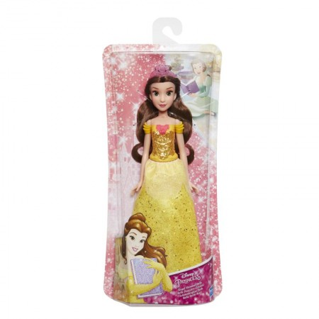 Księżniczka brokatowa Bella Hasbro