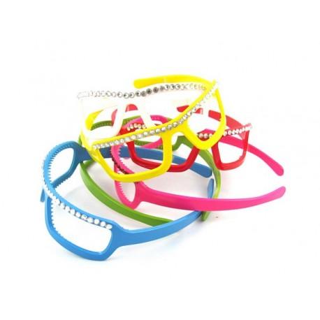 Opaska okulary