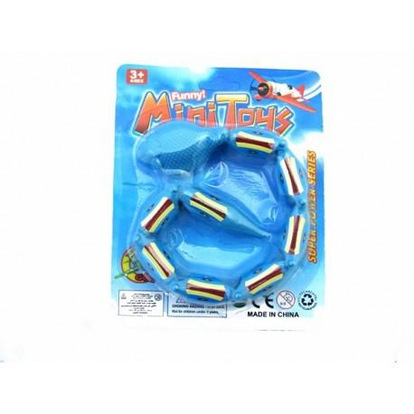 Wąż ruchomy plastikowy