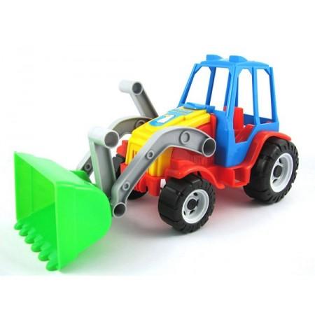 Traktor spychacz