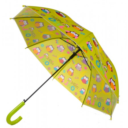 Parasolka dziecięca sowy