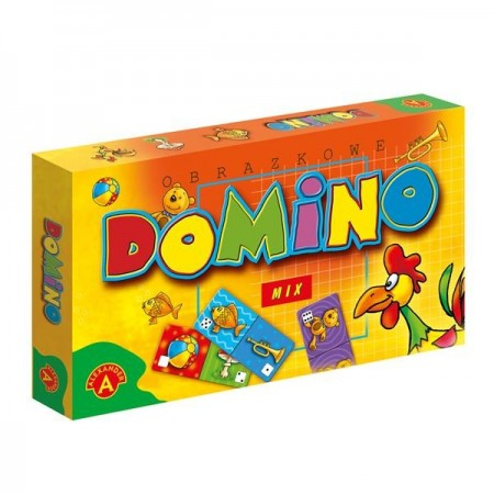 Domino mix obrazkowe