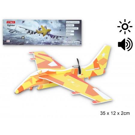 Samolot latający myśliwiec
