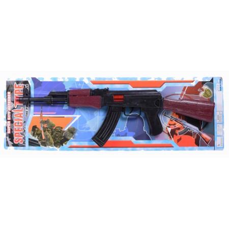 Karabin Kalashnikov terkotka