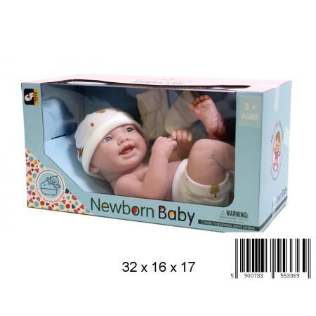 Lalka noworodek