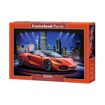 Puzzle 1000 el. ARRINERA HUSSARYA 33 - auto sportowe