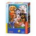 Puzzle 300 el. Puppies - Szczeniaki