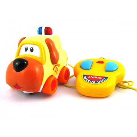 Pojazd na baterie dla malucha
