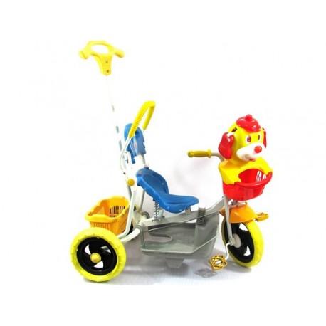 Rower trójkołowiec