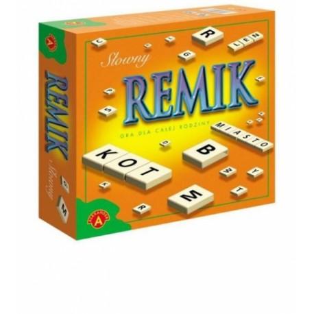 Remik słowny De Luxe